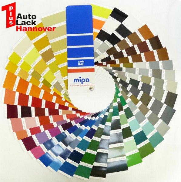 Ral Karte: RAL Farbfächer Farbkarte Karte
